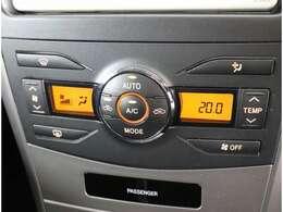 オートエアコン ワンタッチで操作が出来る便利な機能☆自動での空調設定も出来て便利です!!