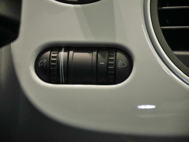 メーターの照度調整や、ヘッドライト光軸を的確に調整するレベライザー。