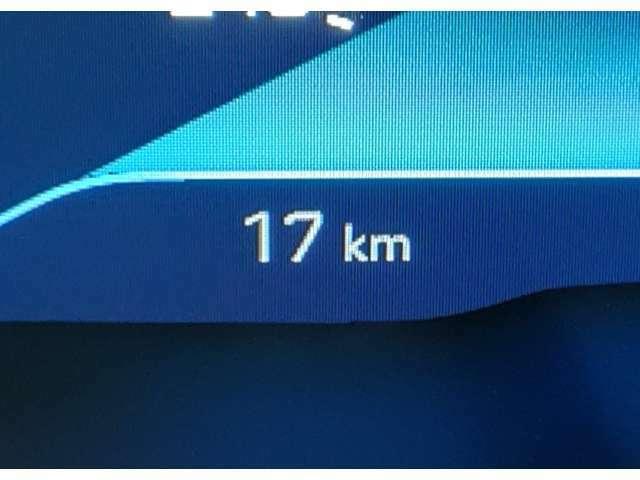 距離は本当に少ないです!