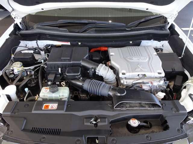2.4Lエンジン搭載のプラグインハイブリッドEV!
