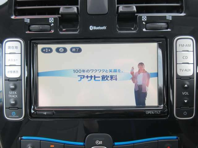 フルセグ視聴できます♪CD再生/USB・Bluetooth接続可能♪