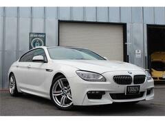BMW 6シリーズグランクーペ の中古車 640i Mスポーツパッケージ 埼玉県三郷市 248.0万円