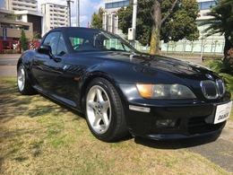 BMW Z3 ロードスター 2.2i 純正ホイール手動幌右ハンドル