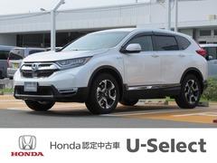 ホンダ CR-V の中古車 2.0 ハイブリッド EX 4WD 静岡県浜松市 344.8万円