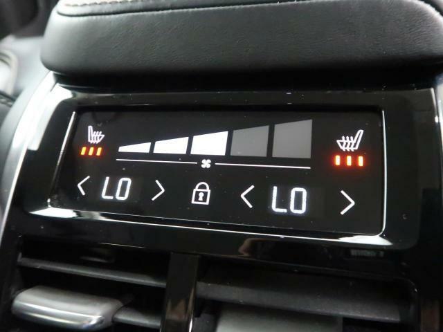 ◆リアシートヒーター『三段階で強弱の調節が可能なシートヒーティング機能を装備しております。季節によっては欠かすことのできないポイントの高い装備ではないでしょうか。』もちろん、フロントにも標準装備!