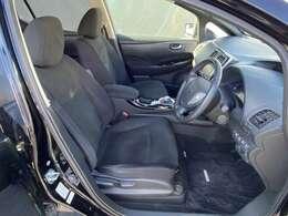 運転席の視界も良好です。