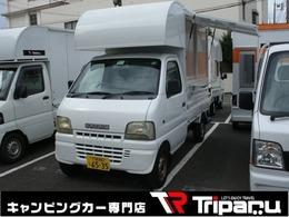 スズキ キャリイ 660 KU 3方開 4WD 軽トラ キッチンカー 移動販売 トリパル