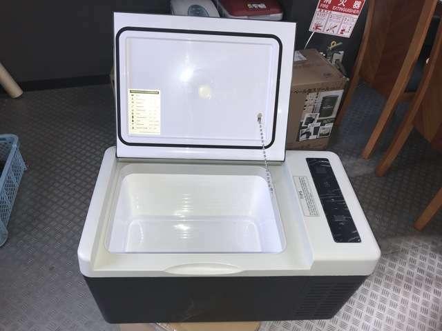 冷凍冷蔵庫もポータブルから据え置きまでお任せください。