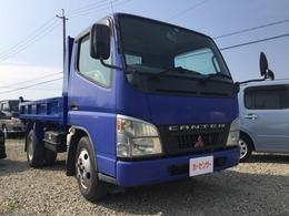 三菱ふそう キャンター キャンター 2tダンプ/ミッション車