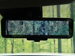 【スマートルームミラー】車室内の状況に関わらず後方確認できますので、安全性能が高いです。