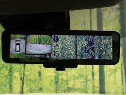 【全周囲カメラ】上から見下ろしたような視点で車の周囲を確認することができます☆縦列駐車や幅寄せ等でも大活躍です!!