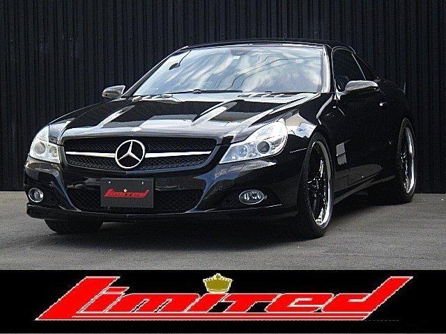 最終モデル特別仕様車 グランドエディションSL350低走行11000Km大変程度の良いお車です。