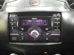 CDチューナー搭載車♪