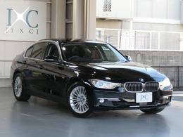 BMW 3シリーズ 320i ラグジュアリー 黒革 ナビ インテリジェントS 走行10300Km