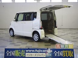 ホンダ N-BOX+ 660 G 車いす仕様車 4WD 福祉車両 車椅子固定 ナビ スマートキー