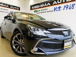 トヨタ マークX 3.5 350RDS 350RDS 禁煙 黒革 318馬力