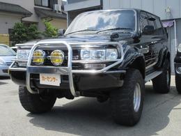 トヨタ ランドクルーザー80 4.2 VXリミテッド ディーゼルターボ 4WD サンルーフ