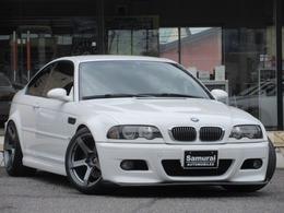 BMW M3 SMGII 後期 CSLプログラム サンルーフなし