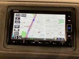 フルセグTVやDVD再生、Bluetooth接続もご利用できますメモリーナビ(VXM-204VFi)搭載です。知らない道も安心ですね!