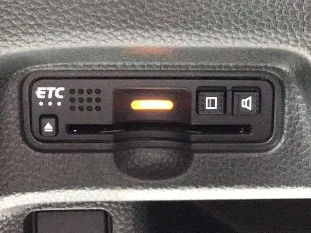 ETC付ですので高速道路もノンストップで通過できます!