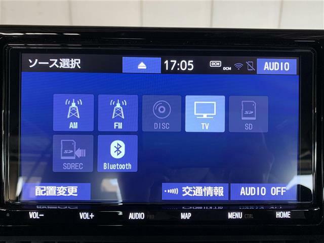 【純正9型ディーラーオプションナビ(NSZT-Y68T)】CD/DVD/フルセグTV/Bluetooth/音楽録音機能