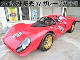 フェラーリ 330 P4 BAILEY V12 Replica 330P4 BAILEY Ferrari400 V12気筒 ウェーバーキャブ Replica