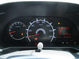 ◆◆◆大きく見やすいメーターです。燃費を意識した丁寧な走りをサポートします。