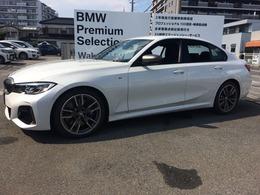 BMW 3シリーズ M340i xドライブ 4WD HUD 後退アシスト サイドカメラ