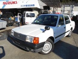 トヨタ コンフォート 小型タクシー LPG LPガス