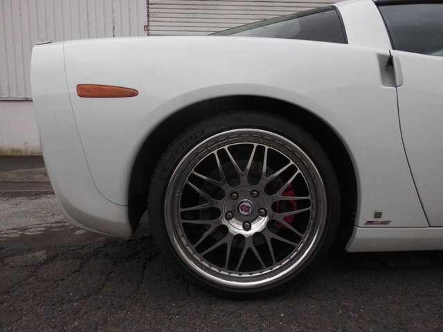 HRE540Rポリッシュ リア20インチAW タイヤはミシュランPS4S新品装着から未だ半年程です。