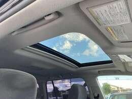 ◆サンルーフ【開放感溢れるダブルサンルーフ!!車内も明るくて快適です。】