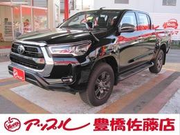 トヨタ ハイラックス 2.4 Z ディーゼルターボ 4WD