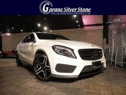 メルセデス・ベンツ GLAクラス GLA180 スポーツ ホワイト&ブラック エディション 220台限定・Dレコーダー・ナビ・Bカメラ