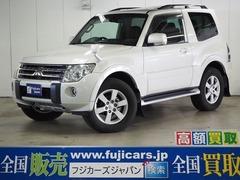 三菱 パジェロ の中古車 3.2 ショート VR-II ディーゼルターボ 4WD 北海道札幌市清田区 189.0万円