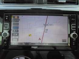 メモリーナビゲーションではじめての道や知らない道も快適にドライブ!
