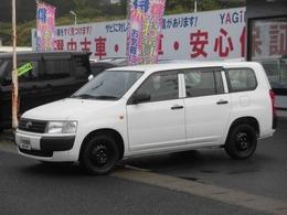 トヨタ プロボックスバン 1.5 DXコンフォートパッケージ 4WD エアコン 運転席パワーウィンドウ ETC