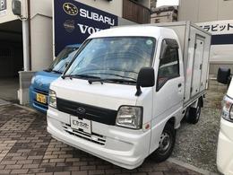 スバル サンバートラック 660 TC 三方開 ハイルーフ 保冷車赤帽e/g