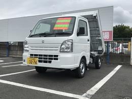 スズキ キャリイ 660 金太郎ダンプ 3方開 4WD 3AT電動油圧ダンプ エアコン/パワセテ