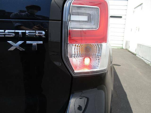 リヤフォグランプも装備されております、悪天候時に後続の車に自車の存在を知らせてくれます、追突防止に一役かっております!