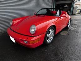 ポルシェ 911カブリオレ 964スピードスター
