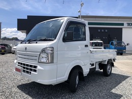 スズキ キャリイ 660 KCエアコン・パワステ 3方開 エアコン・ラジオ
