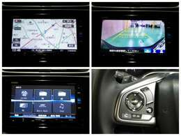 標準装備ナビ VXU-195CVi を装備しております! Apple CarPlay対応です!