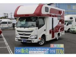 トヨタ カムロード 東和 ヴォーンEXC ディーゼル4WD リチウムBT 家庭用エアコン インバータ