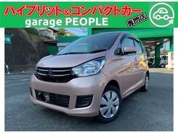 三菱 eKワゴン 660 M 4WD PS/PW/ナビ/ETC