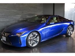レクサス LC 500 ストラクチュラルブルー 特別仕様車 ストラクチュラルブルー