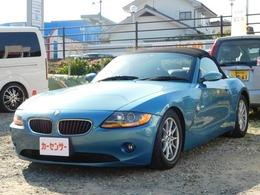 BMW Z4 ロードスター2.5i キーレス・電動シート・ETC・CD・ABS