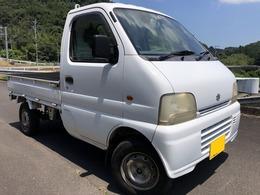 スズキ キャリイ 660 KA(エアコン付) 3方開 4WD パワステ 車検8/19