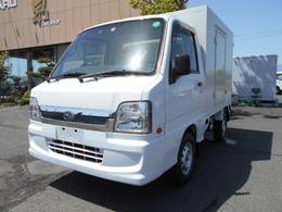 スバル サンバートラック TCス-パ-チャ-ジャ-4WD保冷車 4WDス-パ-チャ-ジャ-保冷車
