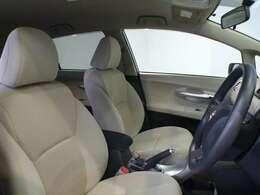 座り心地のいいシートと開放的な室内空間で、ロングドライブも気持ち良く過ごせます。