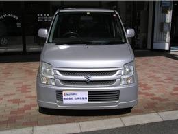 スズキ ワゴンR 660 FX MT車